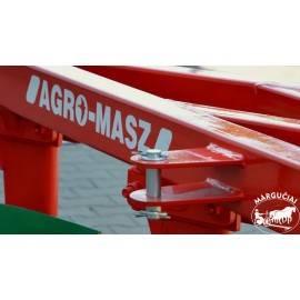 """Plūgai """"Agro-Masz"""" su varžtine apsauga nuo akmenų"""