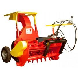 """Plaktukinis biomasės smulkintuvas """"Inventor"""""""