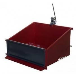 """Transportavimo kaušas / dėžė su išvertimu """"Inter-Tech"""""""