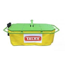 """Būgninė šienapjovė """"Talex"""", 1,35 m., 14 AG traktoriukui"""