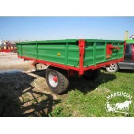 """Puspriekabė """"Jol-Met"""", 3500 kg."""