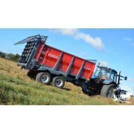 """Mėšlo kratytuvas """"Metal-Fach"""", 8000 kg."""